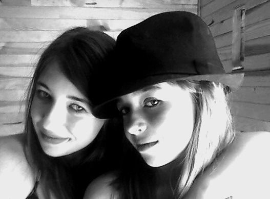 Moi et ma sister ;)