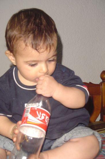 un grand buveur ce petit cons mais ces mon petit cousin