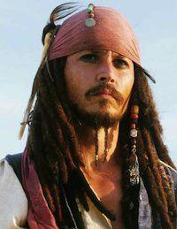Johnny as Jack