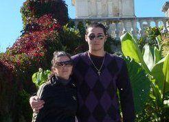 moi et mon homme en vacance