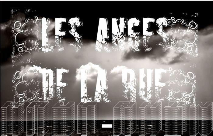 les anges de la rue logo by kileur
