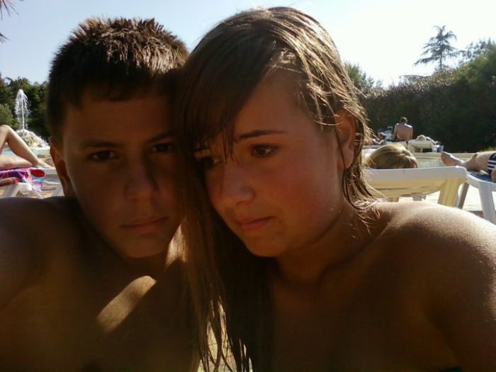 Thomas & Sandy.♥