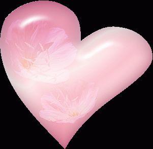 Coeur Rose Plein d'Amour ! ♥