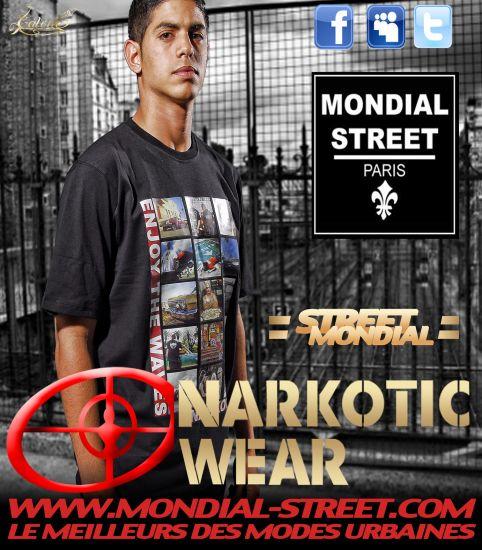 MONDIAL-STREET.COM leader webstore hip hop & fashion Paris