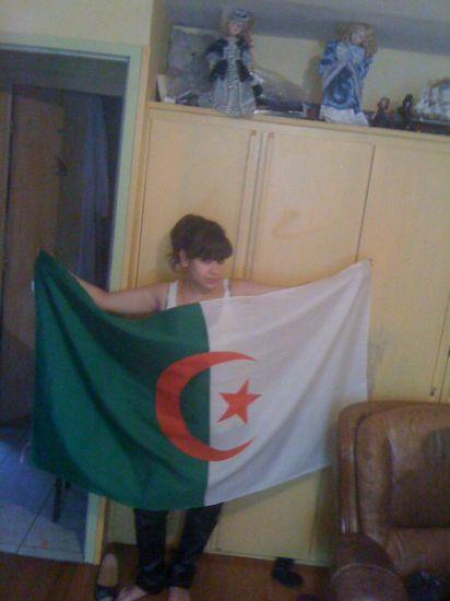 *viva algérie*
