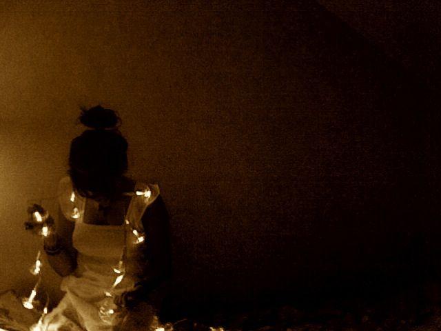 La lumière dans le sang.Et Le sombre dans le corps.♥