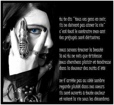 poème .