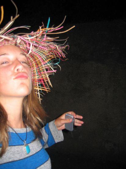 moi à marciac, août 2007
