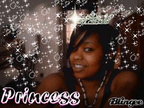 en mode princess...