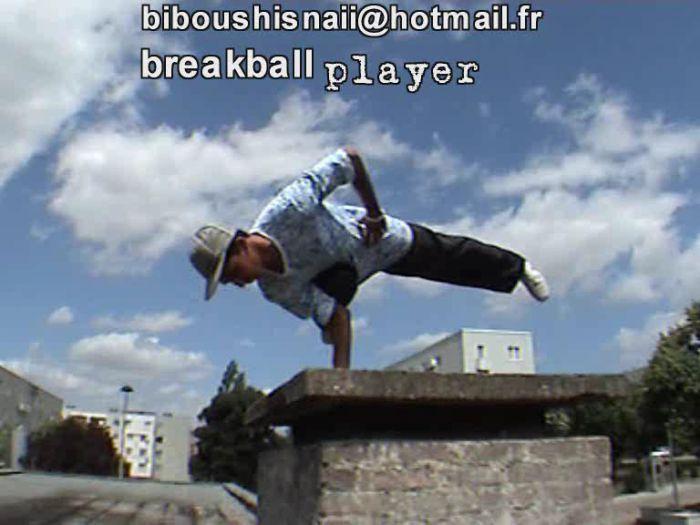 snaibi  breakball player