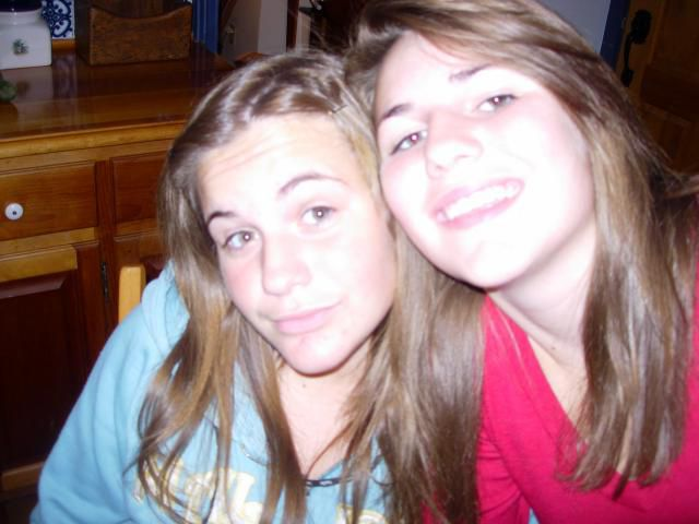 Ma soeur et Moi !!!!