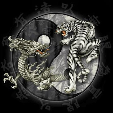 the ying/yong symbole