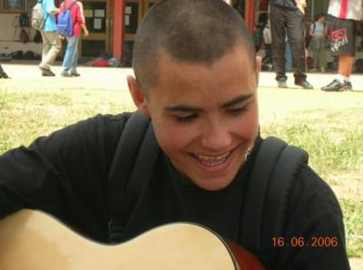 max a la guitare