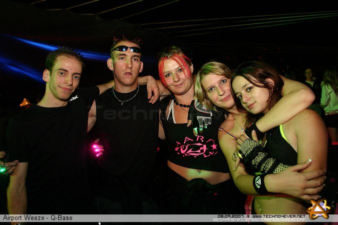 FotO Q-Base @ Airport Weeze 2007