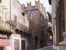 casa di Roméo a Verona
