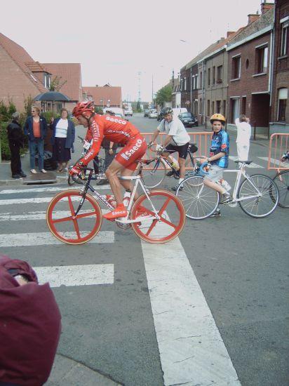 cycliste attention mwen rivé