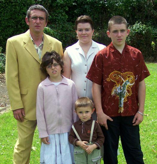 ma petite famille et moi