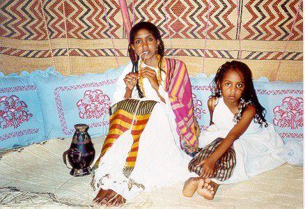 maison traditionnelle de nomades