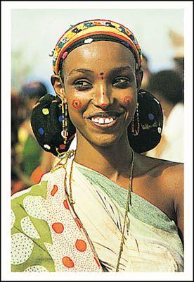 somalienne de l'ogaden (a l'est de l'ethiopie) mach'allah