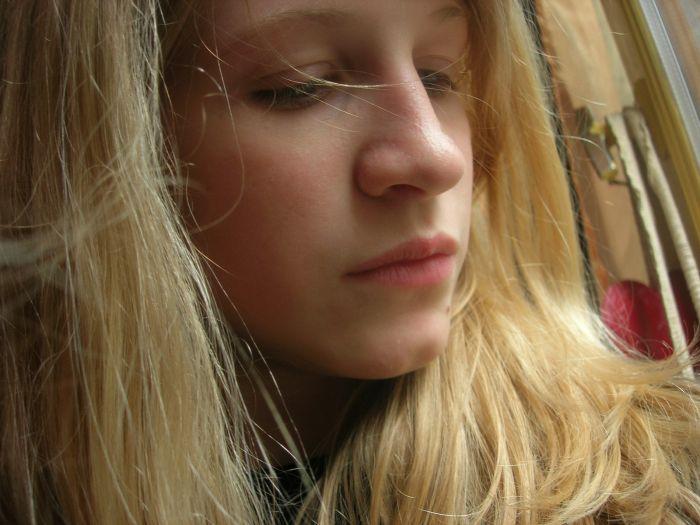 Blonde Niark xD