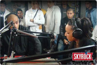 Rimk Artist92ikho sur Skyrock pour Planete Rap de LIM