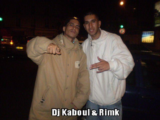 Rimk L' Artiste92ikho avec Dj Kaboul le dj de LIM