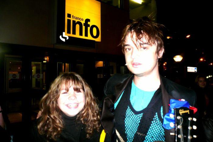 Pete Doherty et Moi
