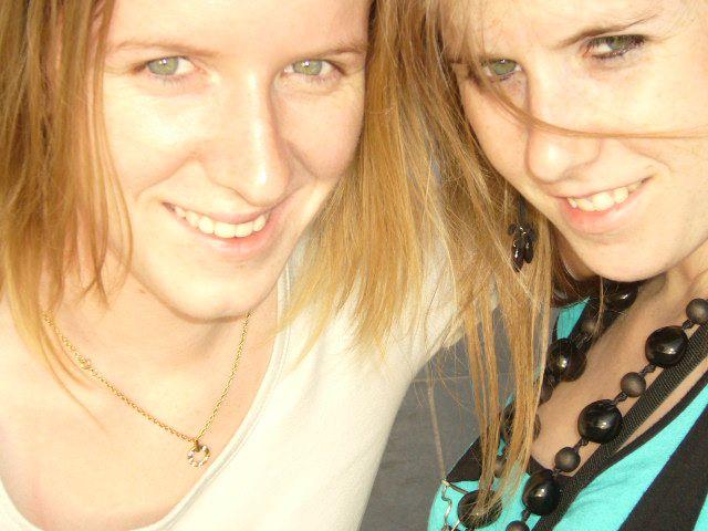 Avec la soeurette :)