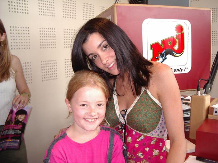 JENIFER ET MA FILLE EN 2004
