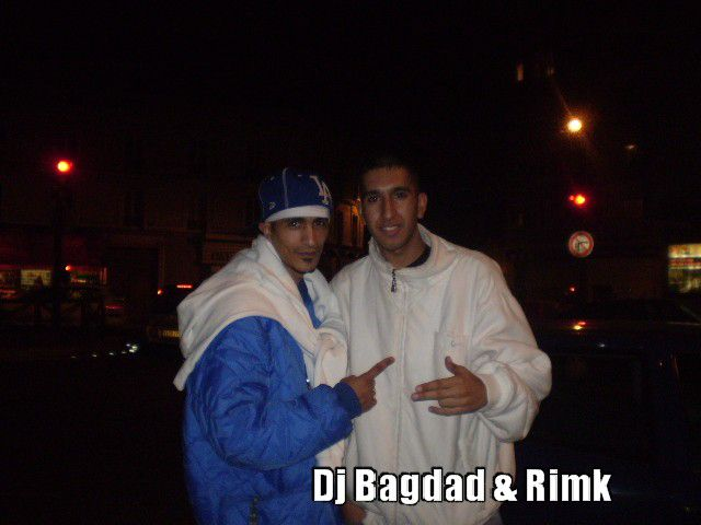 Dj Bagdad & Rimk