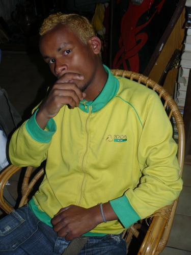 Al-Pi en mode Blond (été 2007)