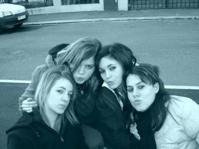 Chachou,Darling, Océane & moi