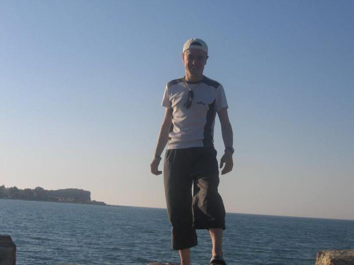 En vacances à Corfou