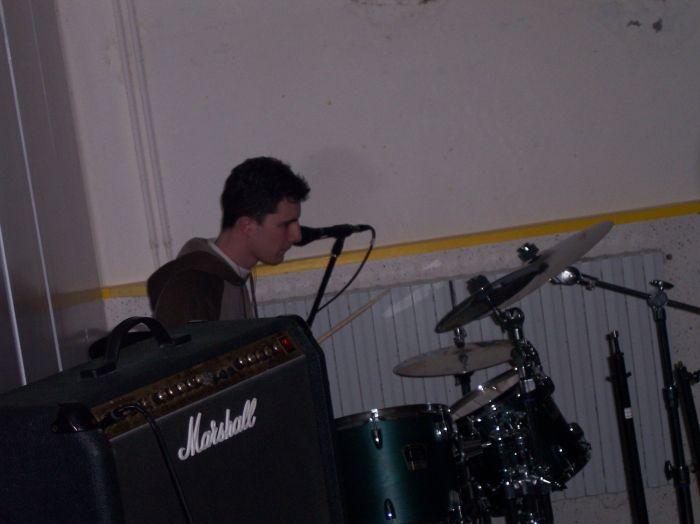 """concert privé pour un anni avec mon ancien groupe """"electrod"""""""