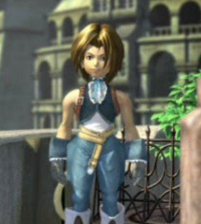 Yo ! Djidane First chiri des Final Fantasy NiarK ! xD
