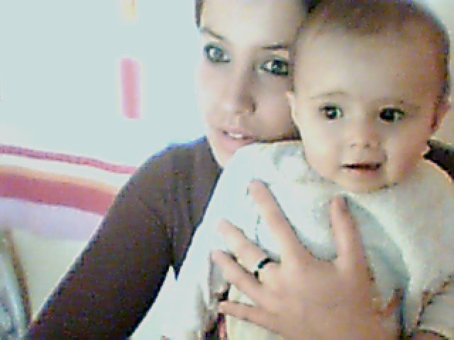 Moi et ma nièce Célia ... <3 C'est ma vie !!