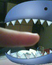 Mon doigt nonnnnnn !!!!!!!!!!!!!!!!!