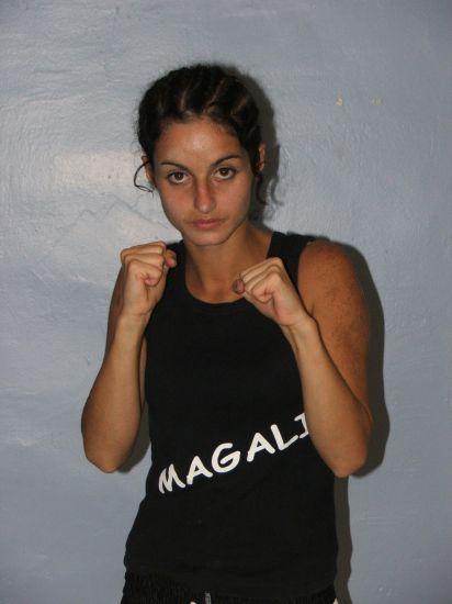 Magali Championne de Frce 2007 en Full à Alès