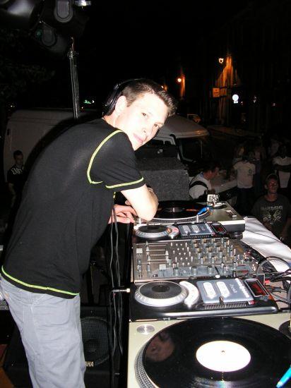 Dj Vince 2.3 Fete de la musique 2005