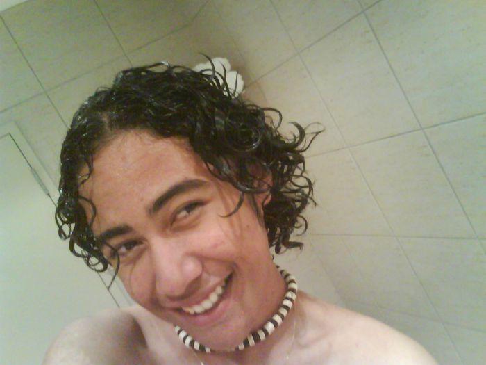 Oui, je sais, on est sensé prendre une douche... mé bon...