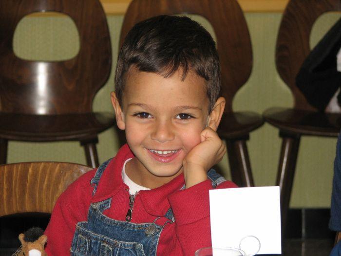 Mon petit cousin <3