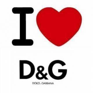 ----------> I love D&G<----------