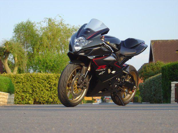 la moto de gael