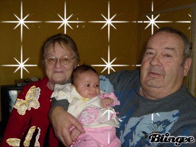 mon mari moi et ma petite fille sofia