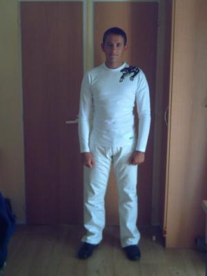 soirée white