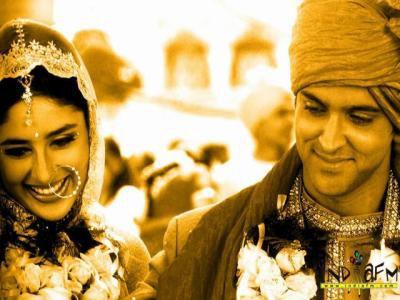 Hrithik et Kareena !! so beautiful ...^^