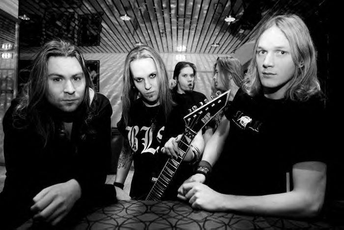 Children Of Bodom, mon groupe culte !
