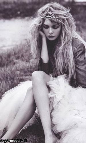 A princess . Just princess *