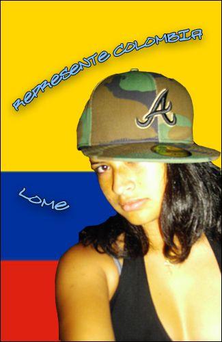 Moi colombiana Salomé