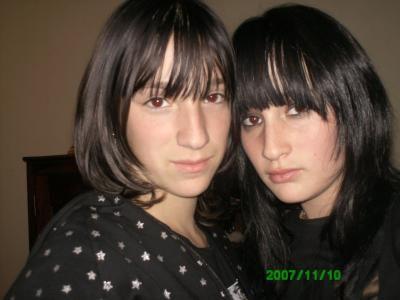 Celia & Virginie x3